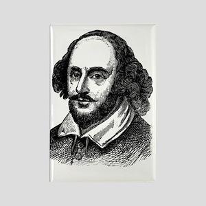Shakespeare3g Rectangle Magnet
