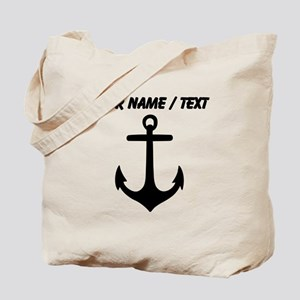 Custom Anchor Tote Bag