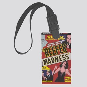 Reefer3g Large Luggage Tag