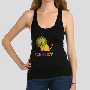 Carley-the-lion Racerback Tank Top