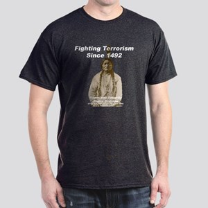 Sitting Bull - Fighting Terrorism Since 1492 Dark