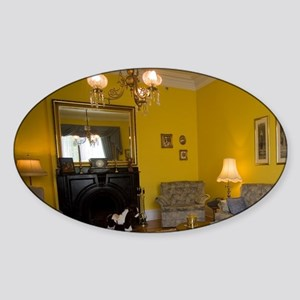 Charlottetown. Living room of the F Sticker (Oval)