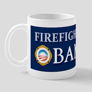 Bumper Sticker: FF4 Obama 2012 Mug