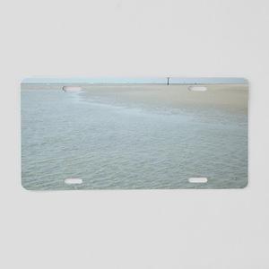 111 - Copy Aluminum License Plate