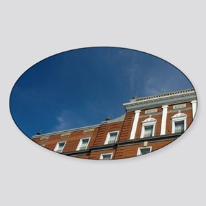Charlottetown. Rodd Charlottetown H Sticker (Oval)
