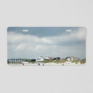 108 Aluminum License Plate