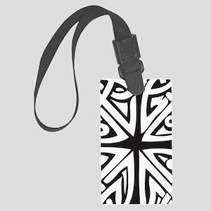 Sami-Dark-KindleSleeve Large Luggage Tag