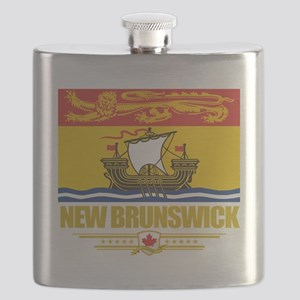 New Brunswick Flag (Flag 10) Flask