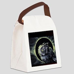 portent Canvas Lunch Bag