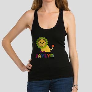 Jaylyn-the-lion Racerback Tank Top