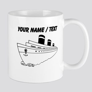 Custom Cruise Ship Mugs