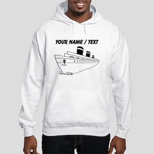 Custom Cruise Ship Hoodie