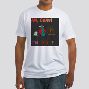 YARD SIGN 85 Fitted T-Shirt