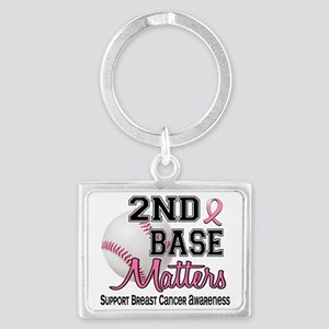 - 2nd Base 16E Landscape Keychain
