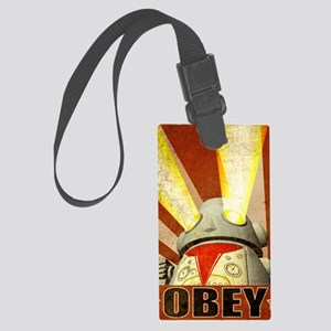OBEY Version 2 Large Luggage Tag