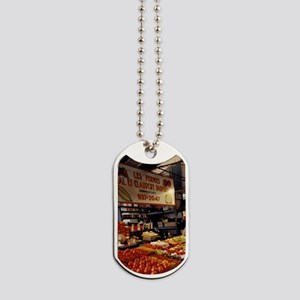 Montreal. Atwater Public MarketMontreal.  Dog Tags