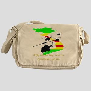 senior trip Messenger Bag
