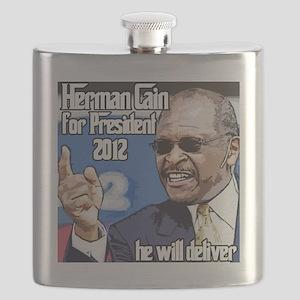 hermancaincolor Flask