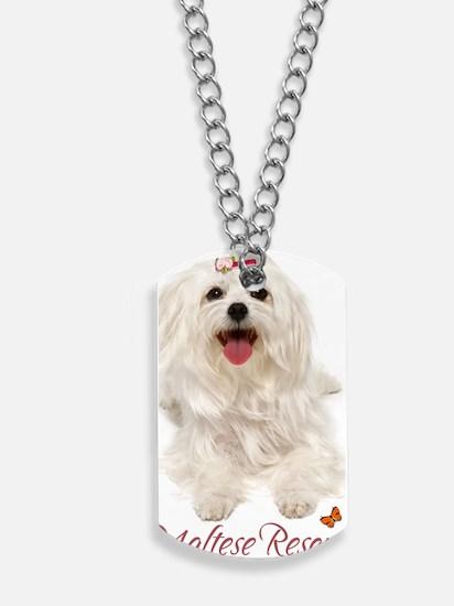 maltese kindle sleeve Dog Tags