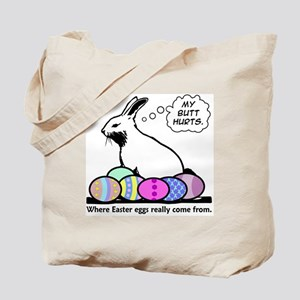 eggs-bow Tote Bag