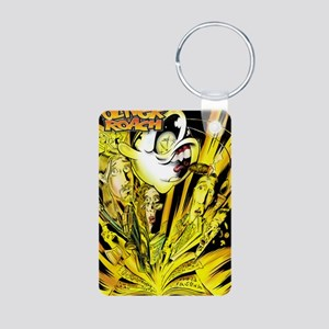 Oliver issue#0COVER_FIN Aluminum Photo Keychain