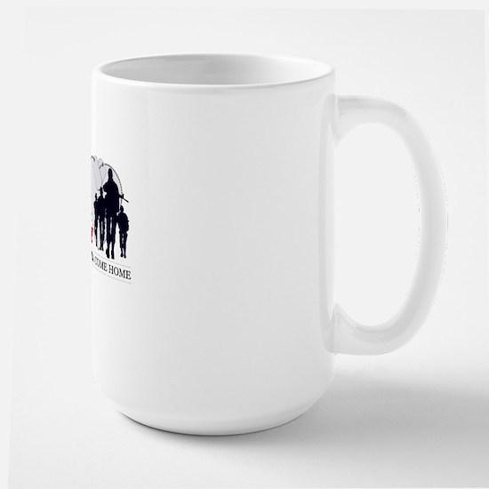 RED FRIDAY DESIGN Large Mug