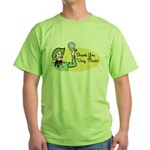 Shank You Very Much! Green T-Shirt