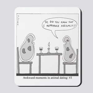 Awkward Moments in Animal Dating #3 Mousepad