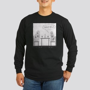 Awkward Moments in Animal Long Sleeve Dark T-Shirt