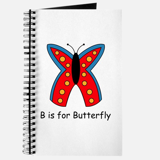 B is for Butterfly Journal