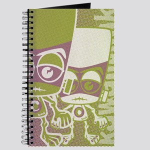CreatureGreetCardStencil Journal