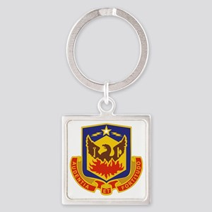 DUI-173rdSTB Square Keychain