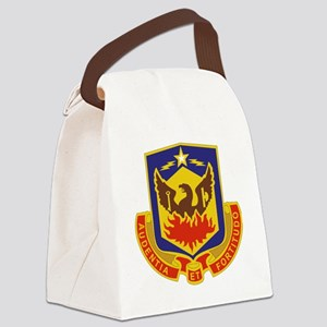 DUI-173rdSTB Canvas Lunch Bag