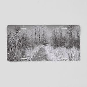 Presque Isle Wanderer Aluminum License Plate
