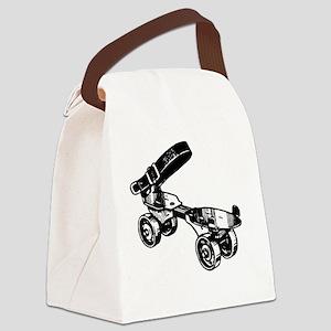 rollerskate Canvas Lunch Bag
