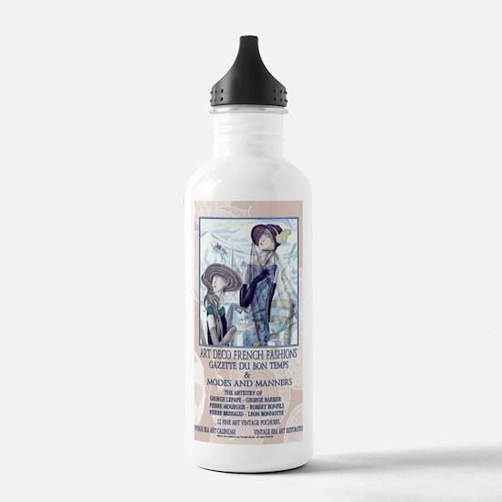 1 A MOURGUE CVR ADFF Water Bottle