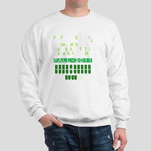 spelling Sweatshirt