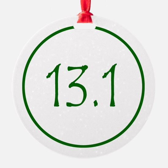 Green 13.1 Ornament