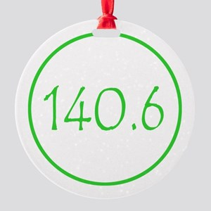 Lime 140.6 Round Ornament