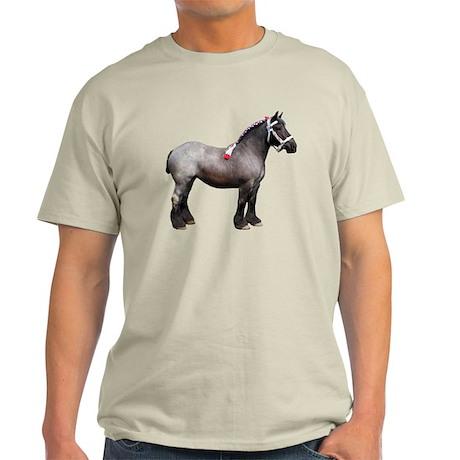 """""""Belgian 1"""" T-Shirt: Natural"""