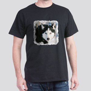 THE HUSKY Dark T-Shirt