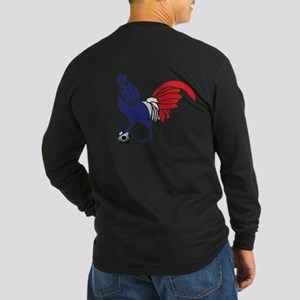 France Le Coq Long Sleeve T-Shirt