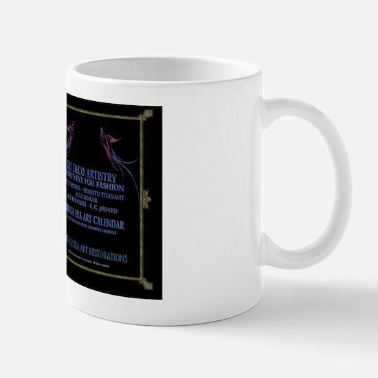 1 A  H ADA Artists SENGER SeaDancer Mug