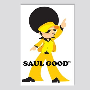 SAULGOOD DISCO Postcards (Package of 8)