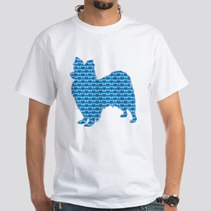 Bone Papillon White T-Shirt