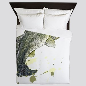 Large Mouth Queen Duvet