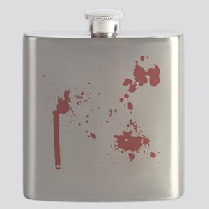 Keep Calm Kill Zombies blk Flask