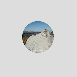 L'Anse Aux Meadows. Norstead Viking Vi Mini Button