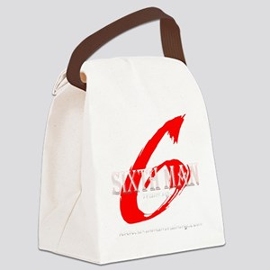 Sixth Man Canvas Lunch Bag