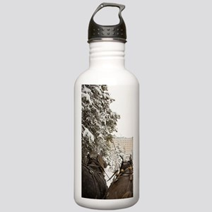 Historic Chateau Lake  Stainless Water Bottle 1.0L